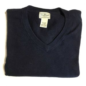 LLBean Pullover Sweater